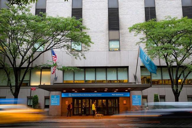 Memorial Sloan Kettering Cancer Center - Cancer Hospital in New York
