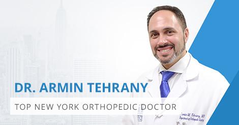 Dr. Armin Tehrany - Best Orthopedic Doctor NYC